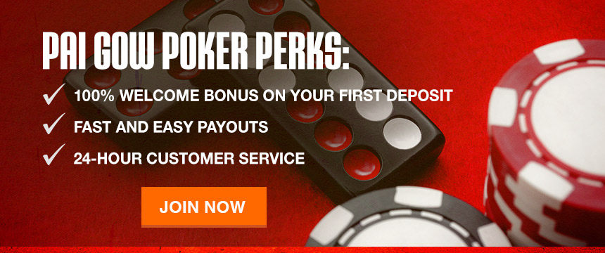 Play Pai Gow Poker for Real Money at Ignition Casino