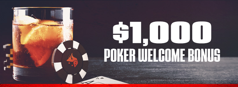 Poker Welcome Bonus
