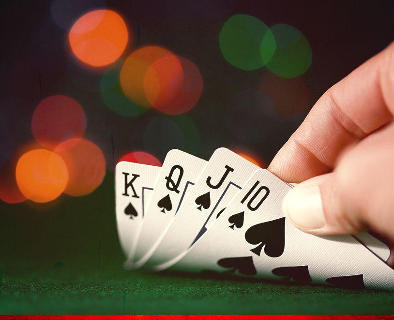 Omaha Hi-Lo Rules - Ignition Poker
