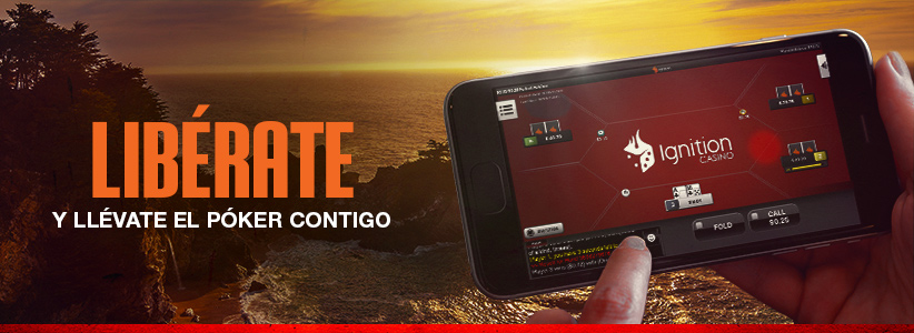 Play Mobile Poker
