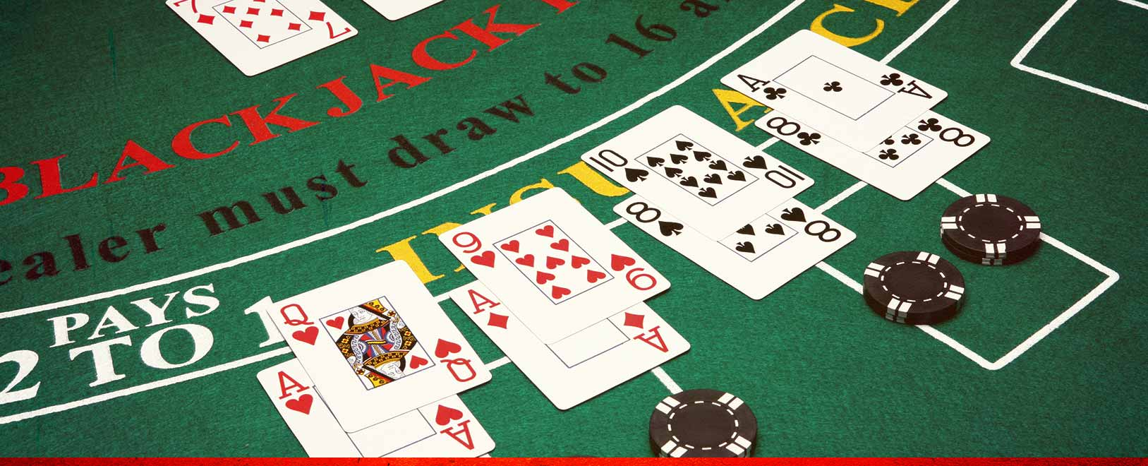 Blackjack Strategy: How to Split Pairs